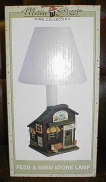 Picture of General Store & Feed & Seed Lamp