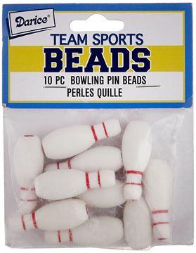 Bowling Pin Beads