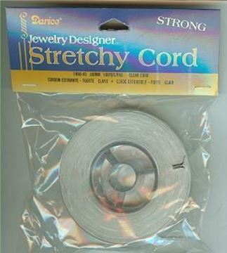 Darice Stretchy Cord
