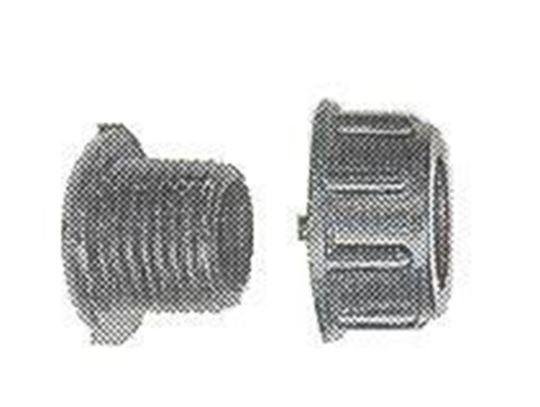Cord Inlet Protector Black Nylon