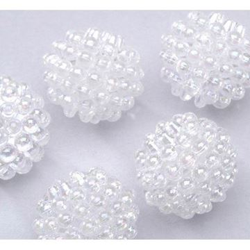 crystal berry beads