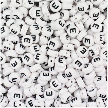 """Round """"E"""" Beads"""