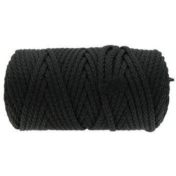2-1/2mm Braided Macrame Cord