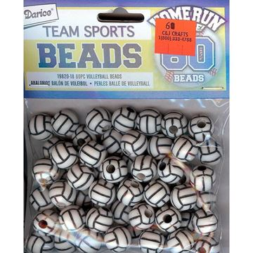 volley ball beads